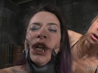 Boiler Room Pet - Freya French and Rain DeGrey - HD 720p