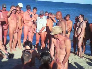 Lola's Cap d'Agde Sex in the Dunes 7