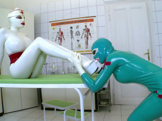 Clinic Of Sexual Satisfactions - Latex Lucy & Clanddi Jinkcego