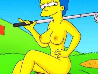 The Simpsons Hardcore