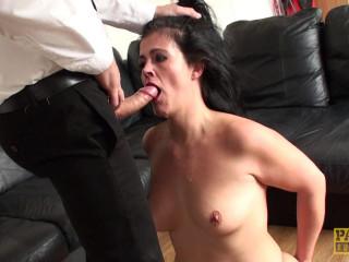 Slave Mum's Brutal Sodomy - Montse Swinger - Full HD 1080p