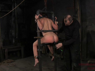Ass fucking Angst  Catherine de Sade