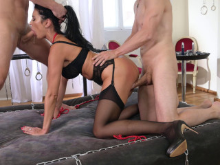 Ania Kinski - Submissive To DP