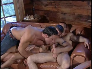 Exclusive Orgy With Wood's Fuckers