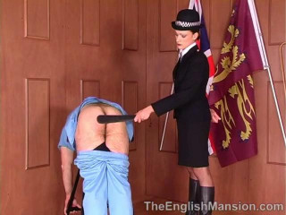The Judge's Sentence - Lady Nina Birch & Switch Leia