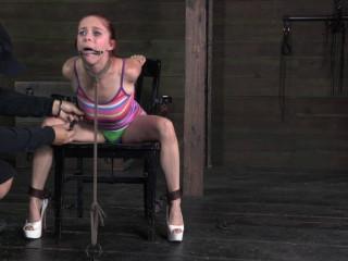 Penny Pax - Little tiny crimson head brutish fellating bondage domination (2013)