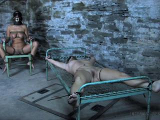 A 2 Woman Predicament bondage - part II