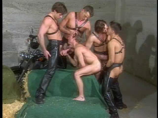 Amazing Derek Cameron In Gangbang Collection