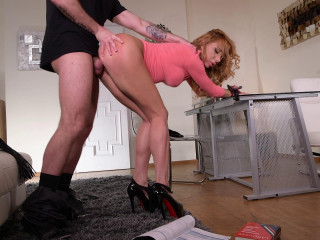 Student Spanked Into Submission HD