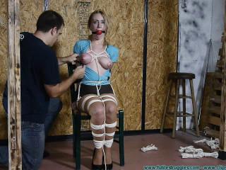Allegras Test 2 part - BDSM,Humiliation,Torture HD 720p