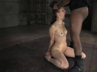Bonnie Day toughly plumbed by Big black cock