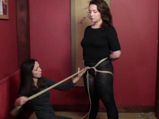 Hip Harness suspension demo