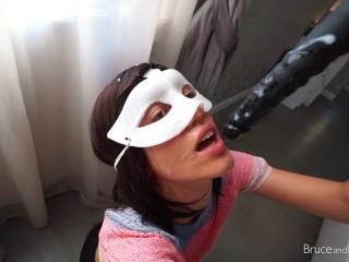 Deepthroat Practice - Full HD 1080p
