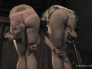 Skin Circus - Tracey Sweet, Sarah Jane Ceylon and Cyd Dark-hued