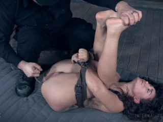 Hard Torture For Gabriella Paltrova