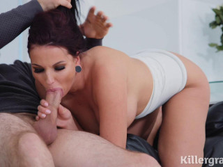 Jolee Love - Ass fucked to creampie HD 720p