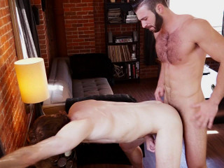 Legendary gay porn star Colby Keller gets fucked by Jarec Wentworth