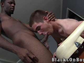 Blacks On Dudes - Landon Matthews (720p)