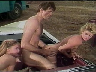 Deep Inside Ginger Lynn (1988) - Cynthia Brooks, Shane Taylor