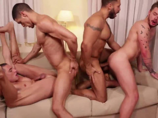 Raw Double Penetration vol 03 Fully Loaded HD