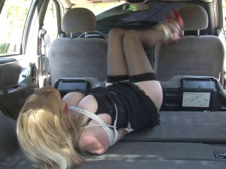 Car Lorelei Tied Up in her Slip