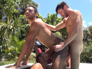 Hot Tub 3-Way (Scott DeMarco, Mike Maverick, Jay Alexander)