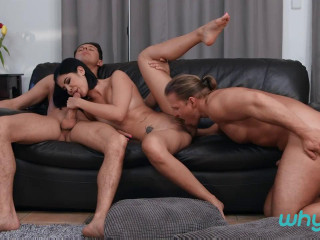 Lady Dee, Nick Gill, Mark Black (Sex On Display)