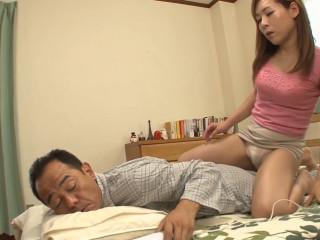 T-girl Amber Sayaka