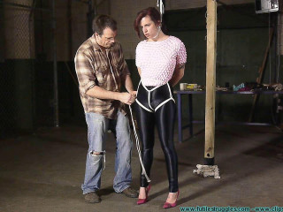 Polly's Strict Hogtie - Scene 1 - HD 720p