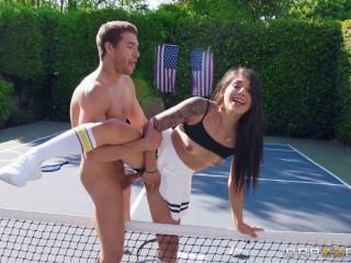 Gina Valentina - Tennis Balls Deep (2019)