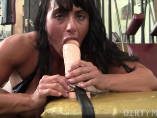 Bella Monet - She's Taking A Kinky Ride. You'll Watch Every Stroke