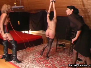 Teaching The Supersluts - Painvixens