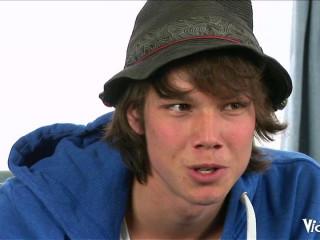 VB - Justin Lebeau Takes Jizz In His Face (2011)