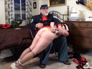 Bella Stripped, Spanked, Hogtied