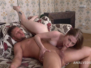 Mr. Anderson's Ass fucking Casting, Sofy Successful Pouch Deep Anal, Gapes