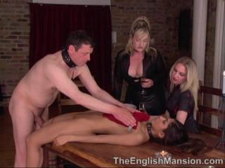 Slavegirl Banquet Part 1