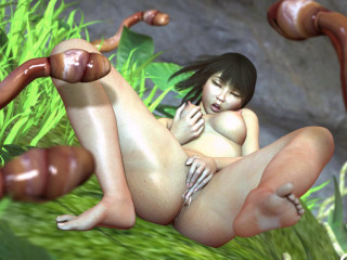 Egg Laying In The Womb -Impregnation Addiction