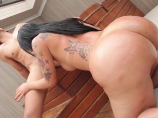 Suzy Nunez Horny Brazilian Booty Penetrate