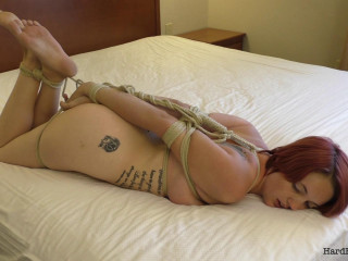 Bri Strict Elbow Hogtied - Full HD 1080p