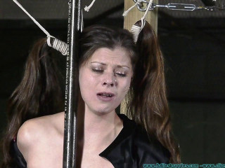 The Vigilante Captures and Strictly Binds Riley Rose - Part 2
