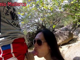 Public Sex On The Beach - Antonio Mallorca - Full HD 1080p