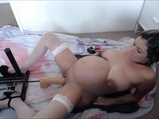Winnie Cooper - Fuck Machine Fuckery Pregnant