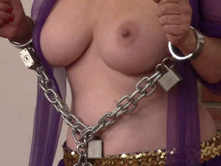 BigTit Bootlessly Harem Slave in Stocks Chains and Manacles - Lorelei  Part 2