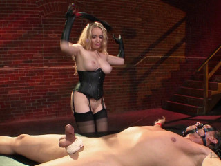 Depraved Dominatrix - Aiden Starr and Nick Manning - HD 720p