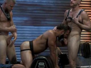 Logan Stevens, Brian Bonds And Drake Masters (720p)