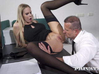 Ass fucking At The Office