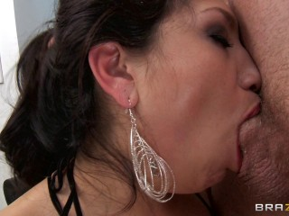 His Massive Cock In Her Sexy Latina Ass