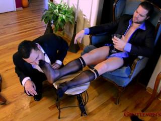 Gentlemen'sCloset - The Engagement III: Power & Control Part 2