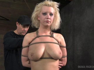 Virgin Torn Puppet Plumbed Til Will-less Aggressive Dp With Ten Inch Bbc Epic Gargle Total Destruction HD