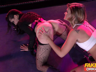Honour May, Tindra Frost - Knockouts: Might Rider Vs Reaper